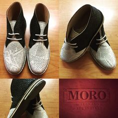 info: morodilegnagocalzature@gmail.com 📱+393403480416 #legnago #desertboot #customshoes #madeinitaly