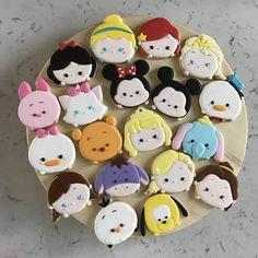 Tsum Tsum Cookies | Etsy