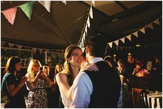 Londsborough Pub first dance
