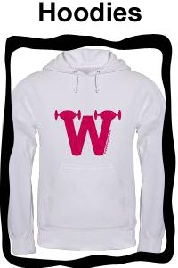 Who doesn't need a comfy hoodie? Great for workout warm ups and cool downs! Find it @ theworkoutgirl.com/shop