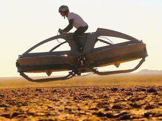 Aero X vehículo volador impulsado por hélices