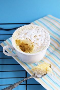 Gingerbread with Companion - HQ Recipes Mug Recipes, Sweet Recipes, Cake Recipes, Recipies, Raspberry Smoothie, Apple Smoothies, Muffins, Microwave Recipes, Cupcake Cookies