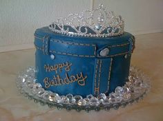 denim & diamonds party ideas - Google Search