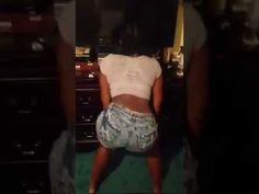 New twerk lesson that will make you more sexy