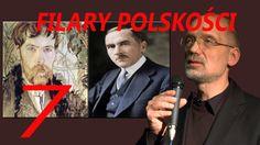 FILARY POLSKOŚCI - Stanisław Wyspiański i Roman Dmowski Roman, Camera Phone, Youtube, Movie Posters, Fictional Characters, History, Film Poster, Youtubers, Camera