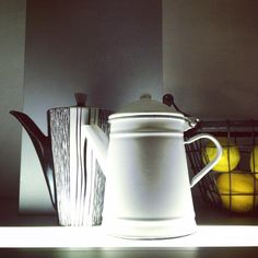 #pottery and  #lemons #home #kitchen