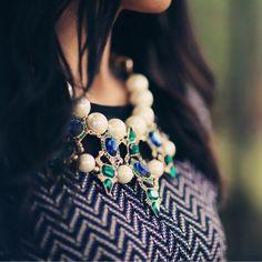 Zara Jewelry - Zara statement necklace on Poshmark