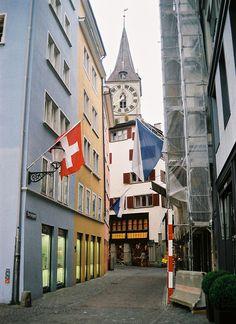 Zurich, Switzerland by traceyjohns, via Flickr