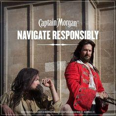 Navigate responsibly.