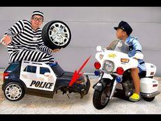 Сеня играет в полицейского и ловит воришку - YouTube Police Officer, Baby Strollers, Lego, Children, Youtube, Baby Prams, Young Children, Boys, Kids