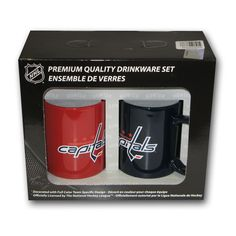Hunter 2 Pack Coffee Mug - Washington Capitals