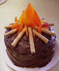 Original Cake Idea