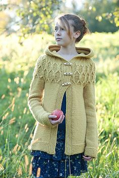 Ravelry: Ambrosia pattern by Gudrun Johnston I must not spend enough time on Ravelry because I am seeing so much that I like on pinterest!