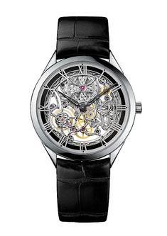 SIHH 2014: New Men's Watches From Vacheron Constantin