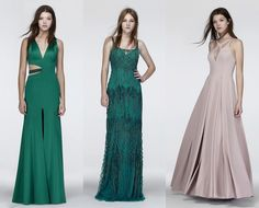 Mais uma grande marca mineira apresentou sua coleção primavera/verão e fiz uma seleção de nove vestidos que mais gostei. Entre eles dois ve...