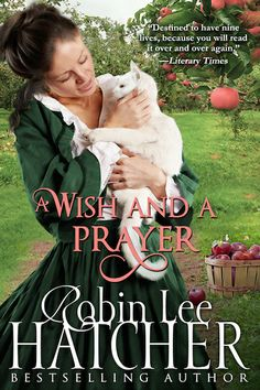 A Wish & A Prayer, a whimsical historical romance, available for the Kindle & Nook.