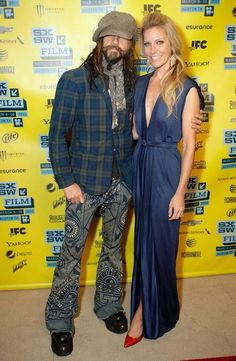 Rob and Sheri Moon Zombie