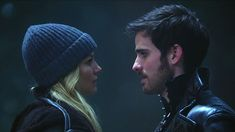once upon a time hook and emma - Google Search