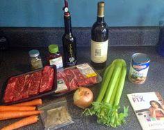 21 Day Fix Recipes: Crockpot Braised Short Ribs