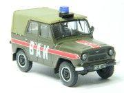 UAZ-469 VAI Free Paper Model Download