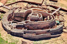 Yacimiento arqueológico de Motilla del Azuer