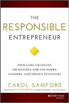 Responsible entrepreneurs are a special breed, seeking to transform industries and even society itself. They challenge and refine cultural assumptions, laws, regulations, and even the processes of governance. This requires them to do and think far beyond what is usually required of business leaders.  The Responsible Entrepreneur offers a blueprint for this new kind of business leadership, describing the means by which any entrepreneur can pursue a higher order of work.
