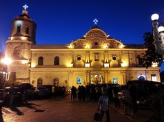 Cebu Cathedral - is one of the oldest churches built during the Spanish era in the Philippines. Cebu, Pilgrimage, Philippines, Catholic, Taj Mahal, Cathedral, Spanish, Old Things, Building