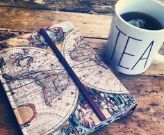 Drink tea. See the world.