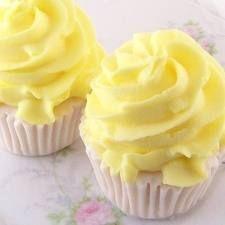 Buttercream de Banana - Receita de Cupcake