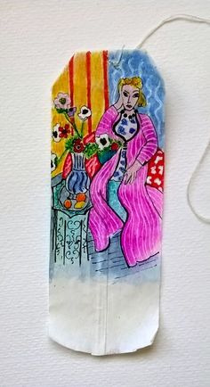 Based on a painting by H. Matisse  tponcary@aol.com