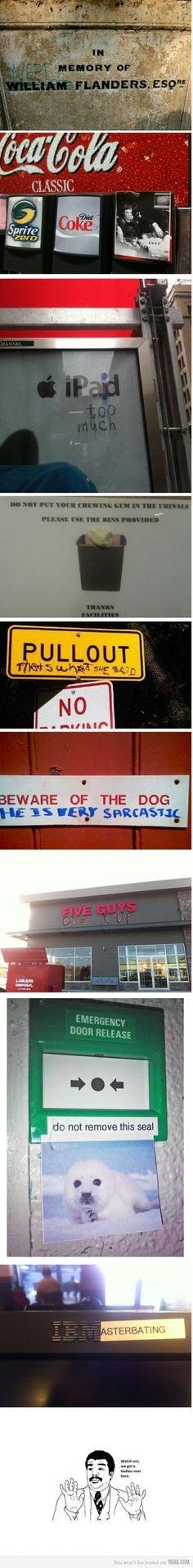 Act of Vandalism I