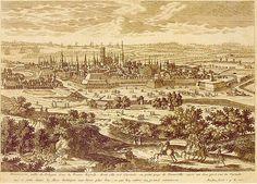 stara mapa miasta gdanska - Google Search Gdansk Poland, Danzig, Central Europe, Lithuania, Czech Republic, Wwii, Vintage World Maps, Coast, Germany