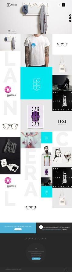 Portfolio WordPress Themes | Collection of the BEST