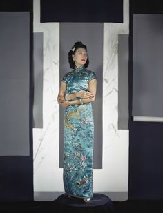 Ms. Gu Weijun Miss Huang Huilan (1943). Courtesy of the Metropolitan Museum of Art