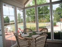 Beautiful Convert Screened Porch to Glass Window Sunroom