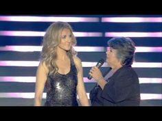 """Céline Dion Ginette Reno Jean-Pierre Ferland """"un peu plus haut, un peu p..."""