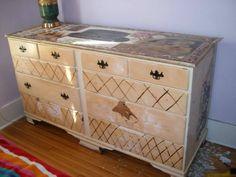 My old dresser