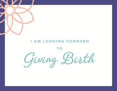 Birth Affirmation Cards for Expecting Parents [Digital Files] - English & Español Pregnancy Affirmations, Birth Affirmations, Positive Affirmations, Positive Quotes, Pregnancy After Miscarriage, Experience Quotes, Pregnancy Positions, Pregnancy Quotes, Prenatal Yoga