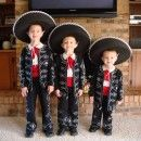 Coolest Three Amigos Homemade Costumes. You'll also find thousands of cool homemade Halloween costume ideas to inspire your next costume project