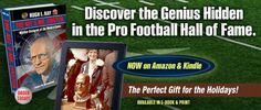 """You do not really know NFL history until you have read THE NFL's MR. Einstein about Hugh L. Ray aka """"Shorty"""". Hugh Ray was the man who wrote the rules for the NFL and the game would not exist today without his contributions. visit www.hughrayfootball.com to read the preface and access a link to buy the book on Amazon."""