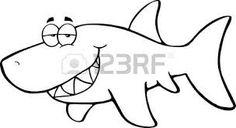 """Résultat de recherche d'images pour """"motif requin dessin"""""""