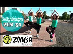 ZUMBA® FITNESS    ZIN 51 Bollybhangra    Zin Irina Vologdina - YouTube