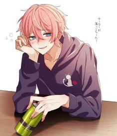 Yandere Anime, Fanarts Anime, Anime Characters, Manga Anime, Cool Anime Guys, Cute Anime Boy, Anime Boys, Cute Anime Chibi, Kawaii Anime