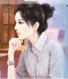 Zhuo Qing (aka Qing Ling) - A Mistaken Marriage Match: Record of Washed Grievances Chinese Drawings, Chinese Art, Anime Art Girl, Manga Girl, Anime Girls, Korean Art, Asian Art, Lovely Girl Image, Painting Of Girl