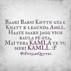 1000 punjabi quotes on pinterest punjabi love quotes