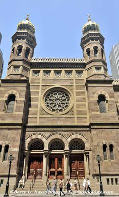 central synagogue new york city the oldest synagogue in continuous use ...