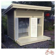 Детский игровой домик (гараж)