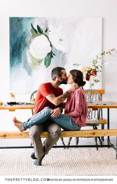 The Best Kind of Love   Pretty Shoots   Couple Shoots   Photography by Josselyn Peterson
