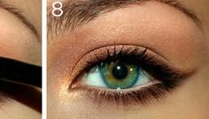 Jemné dymové líčenie očí: jednoduchý návod, ktorý zvládne každá žena