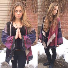 Artisan Wrap JACKET, patchwork jacket, clothing, eco, recycled, upcycled,